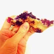 Berry Cake Pancakes