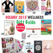 2015 Ultimate Wellness Gift Guide