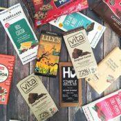 Healthy Gluten-Free Chocolate Bars I Trust