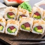 what every celiac needs to know about sushi