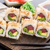 Sushi Cross Contamination Tips For A Celiac