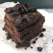 Gluten-Free Expresso Brownie Recipe {Vegan, Nut-Free}