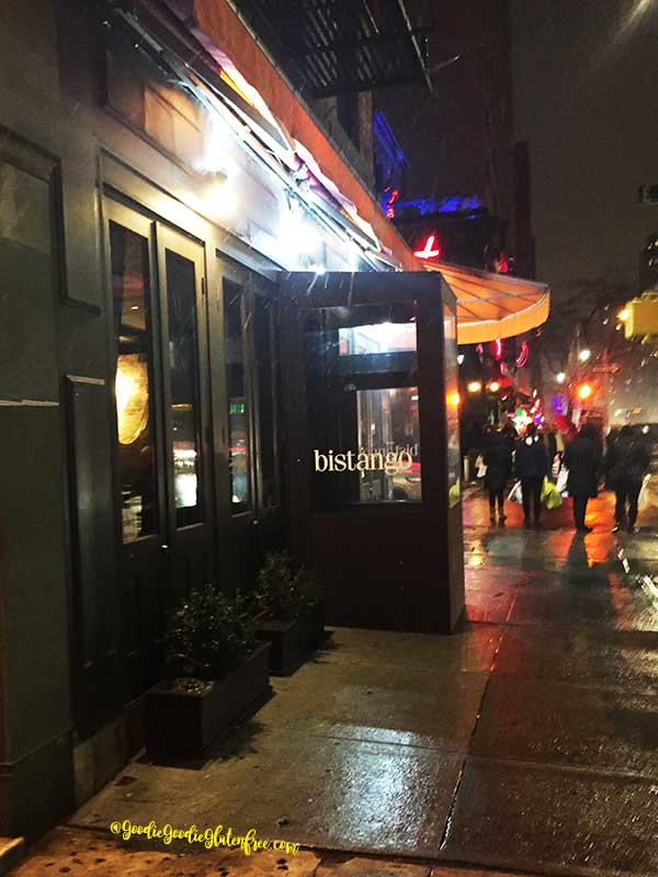 NYC Gluten-Free Restaurant Review - Best Italian Celiac Safe Restaurant