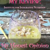 My Review: The Institute for Integrative Nutrition Part I
