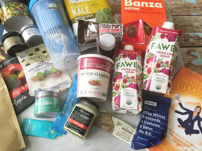 Good. A wellness fest in Philly review swag bag 2017