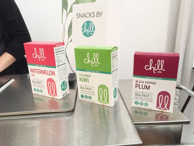 Good. A wellness fest in Philly featuring Chill Pop a Gluten-free and vegan popsicle