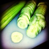 I Bet You NEVER Thought To do This with Cucumbers!
