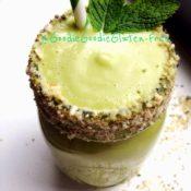 Cantaloupe Mint Gelato Smoothie