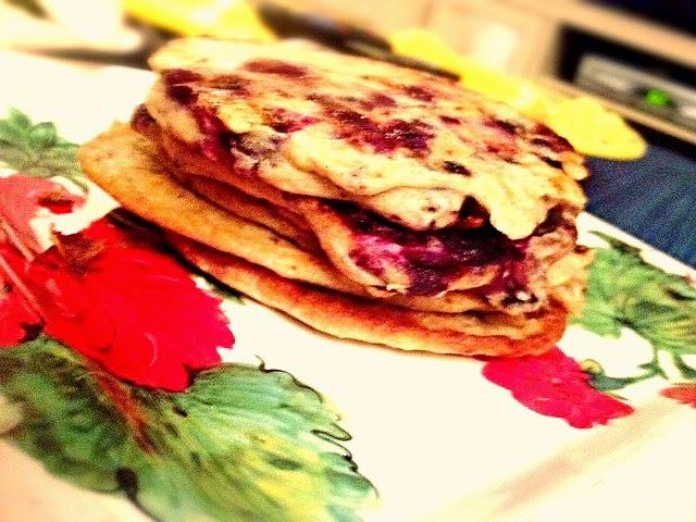 gluten-free sugar-free pancakes finale