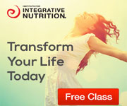 Institute for Integrative Nutrition free class