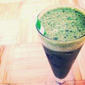 Dandelion Green Juice Elixir