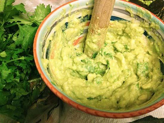 Vegan GlutenFree Guacamole