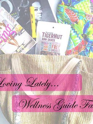 wellness guide favorites