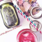 Sweet-n-Tart Pink Beauty Juice