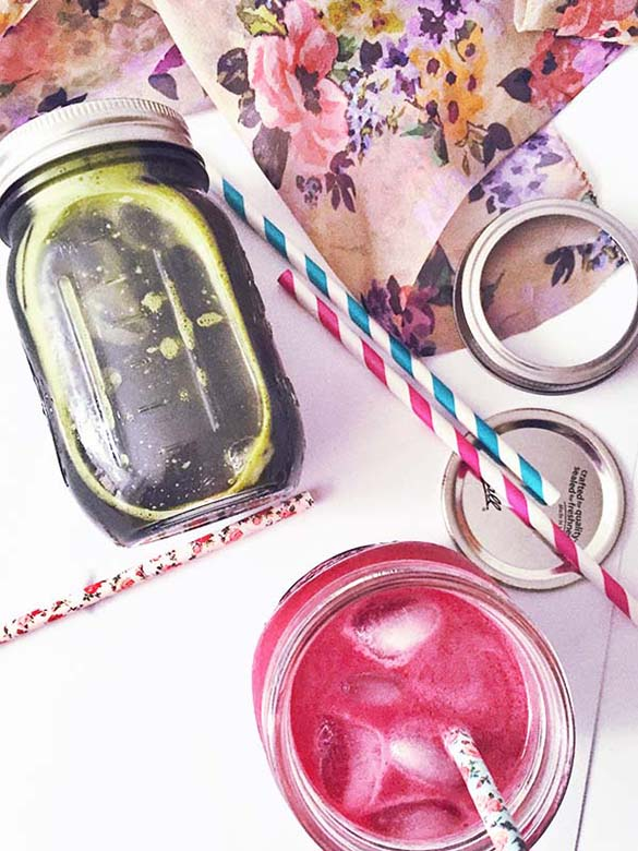 sweet n tart pink beauty juice