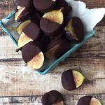 dairy free chocolate figs