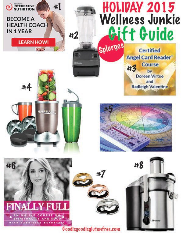 holiday 2015 healthy splurge gift guide