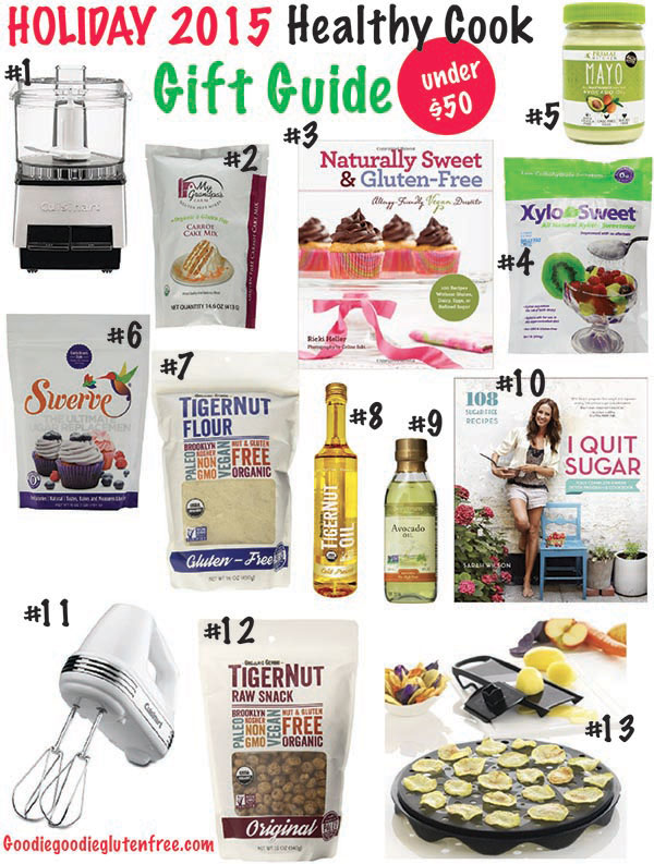 ultimate healthy cook gift guide 2015