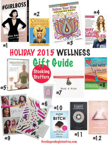 ultimate wellness gift guide under 15 stocking stuffers 2015