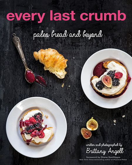 every last crumb cookbook