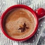 gluten free carob hot cocoa