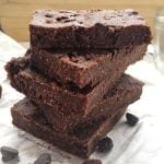 copycat pure genius chocolate bean gluten free brownies
