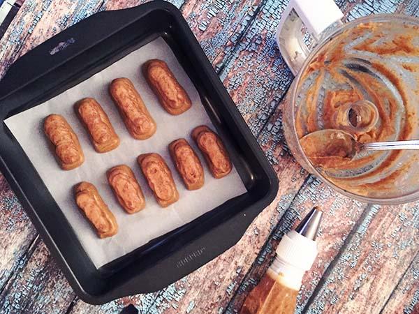 gluten free sunbutter caramels