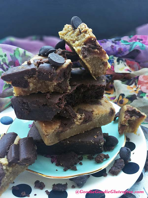pure genius brownie blondie tower