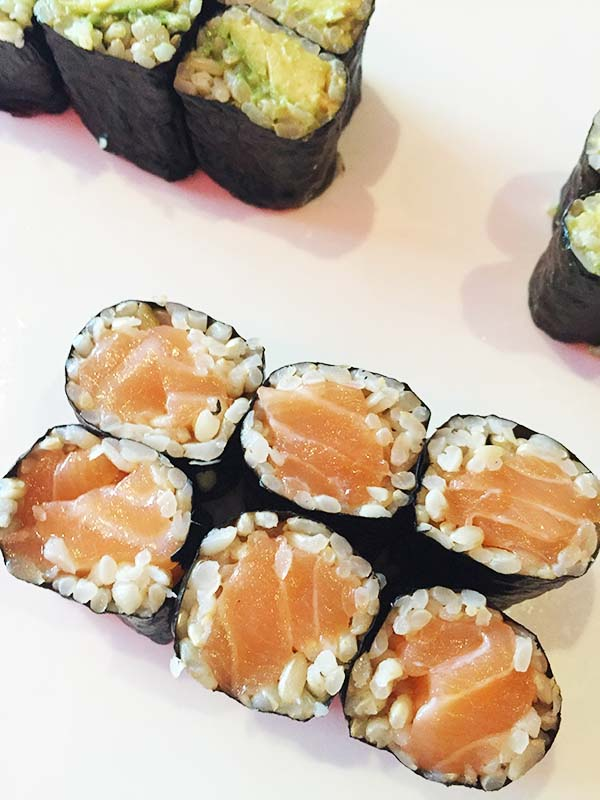 what every celiac needs to know about sushi brown rice