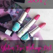 Gluten-Free Makeup List 2017