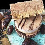 Chocolate Gluten-Free Raw Cheesecake