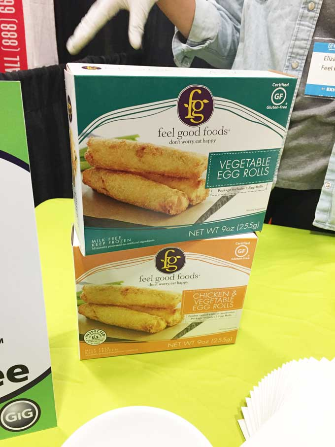Review of the GFAF Expo Food Show in New Jersey - Feel Good Foods