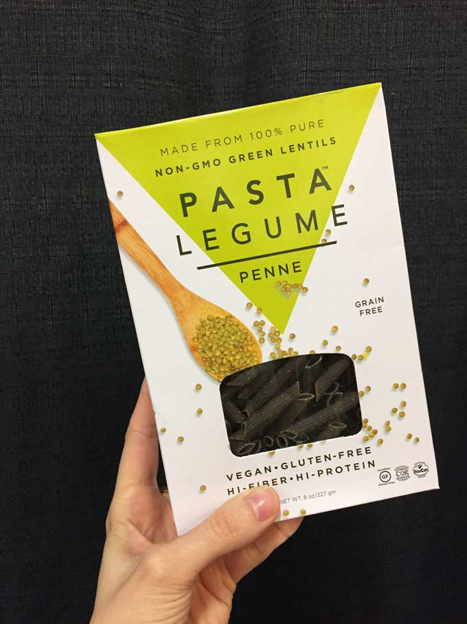 Review of the GFAF Expo Food Show in New Jersey - Pasta Legume
