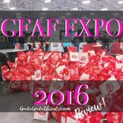 Review: GFAF Expo 2016