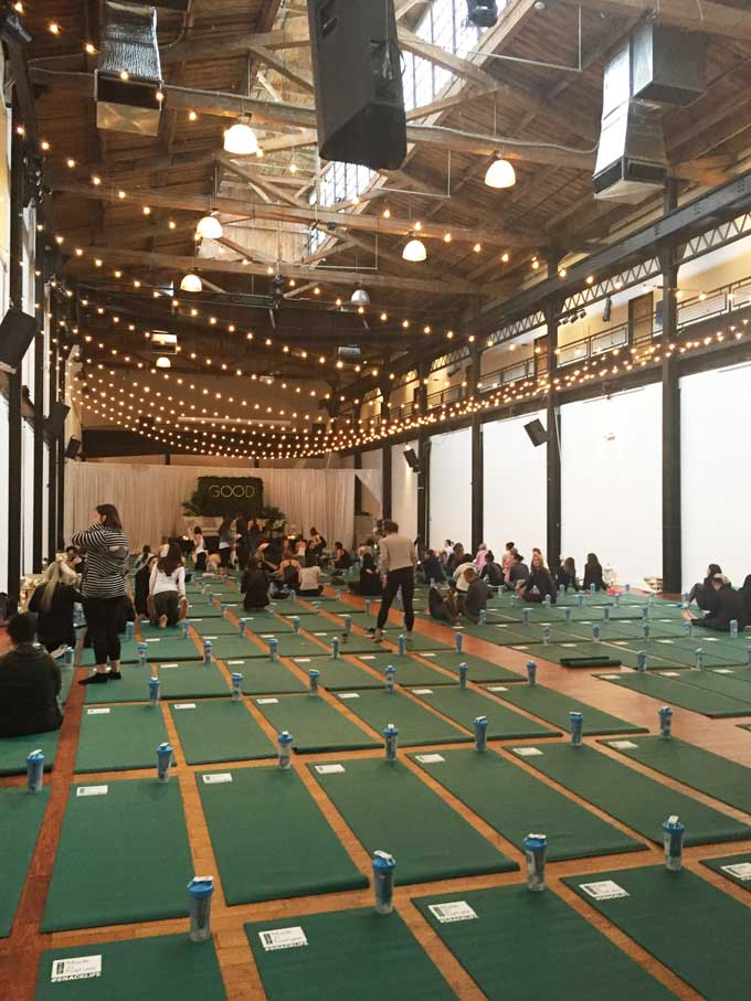 Good. A wellness fest in philly review 2017 yoga