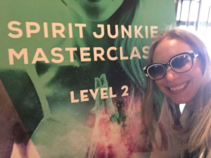 Spirit Junkie Masterclass level 2