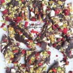 Superfood Chocolate Bark Gluten-Free, Vegan, Nut-Free
