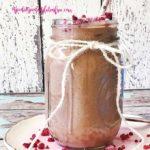 Chocolate zucchini vital proteins smoothie