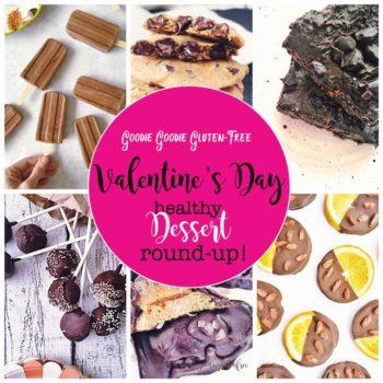14 Valentine's day gluten-free chocolate recipes!!