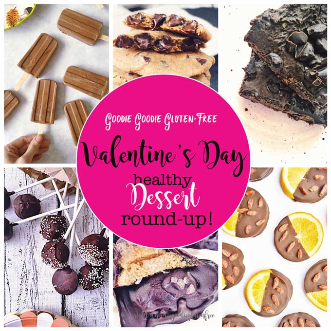 14 Valentine's day gluten-free chocolate recipes!!