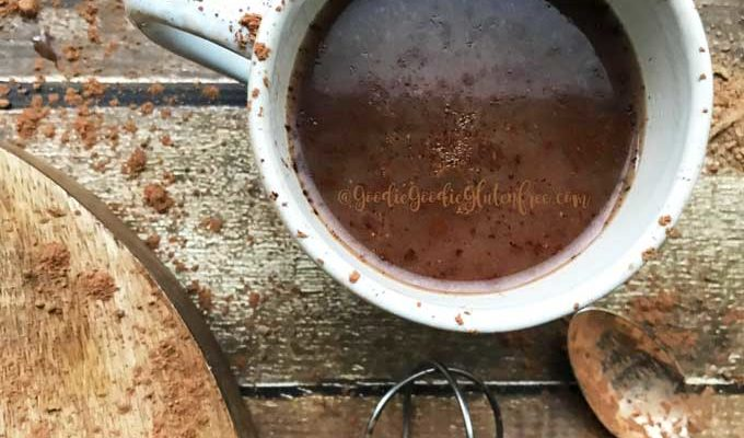 Easy Superfood Hot Cocoa 2 Ways { Paleo, Vegan, Nut-Free, Refined Sugar-Free}
