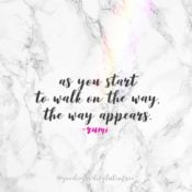Soul Thoughts: The Way Appears