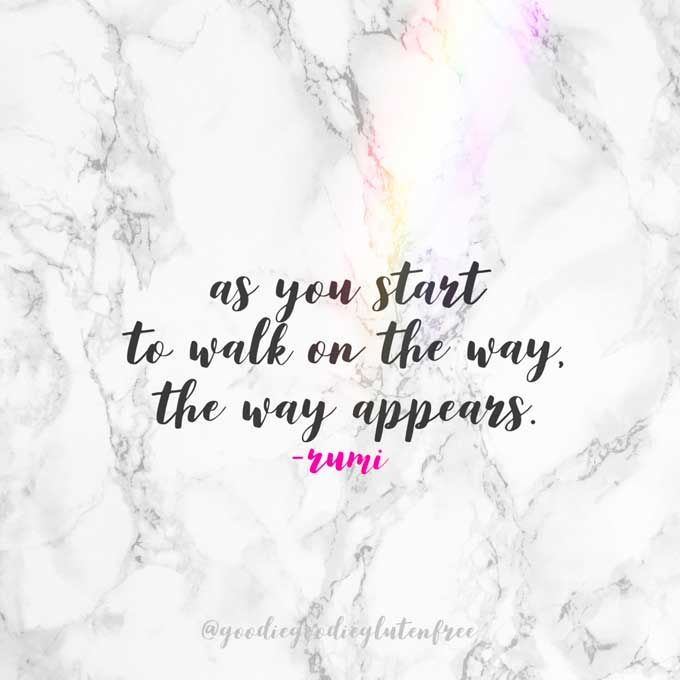 the way appears