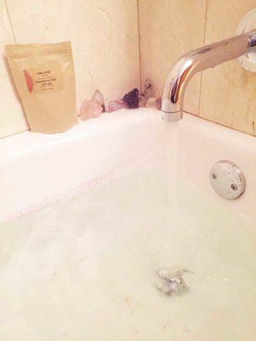 bath that feels like a massage