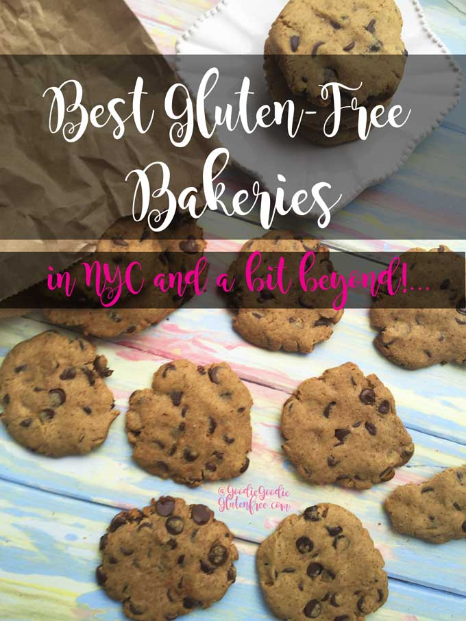 BEST GLUTEN FREE BAKERIES IN NYC