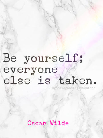 soul talk be yourself
