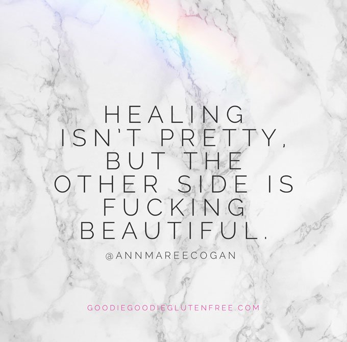 soul talk healing is a process