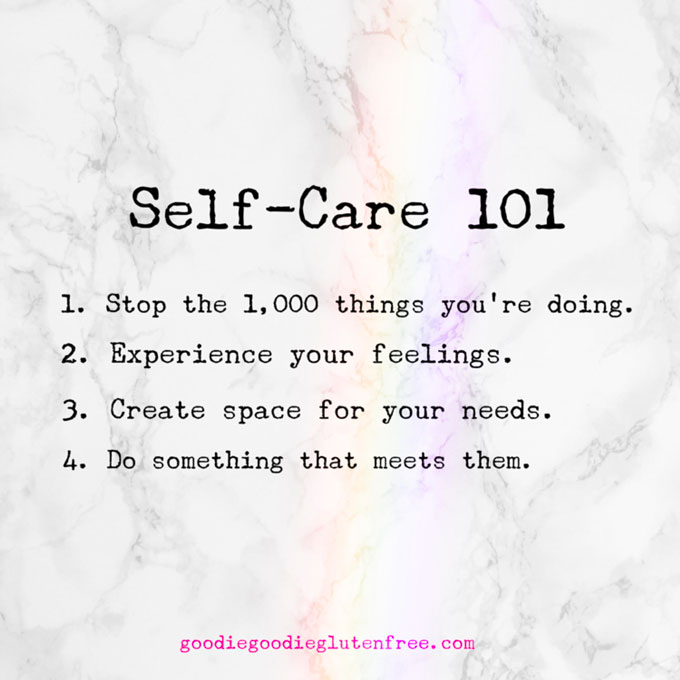 soul talk self care