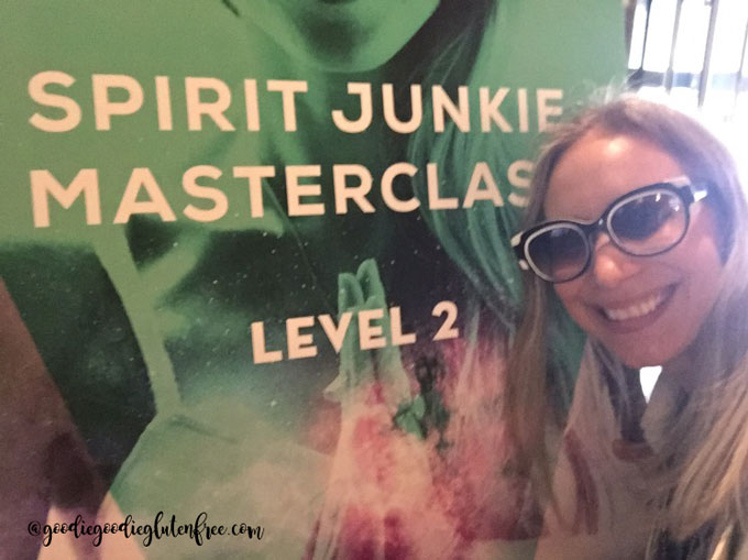 my thoughts on spirit junkie masterclass level 2