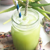 Celery Lemon Juice